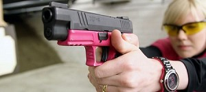 Groupon-Women's Handgun And Safety