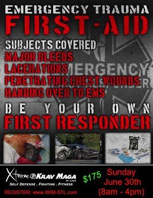 (Tc3) Tactical Combat Emergency Trauma Course